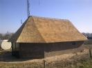 Rieten dak schaapskooi Etten