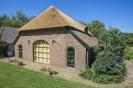 Nieuw rieten dak - half riet, Hengelo Gld